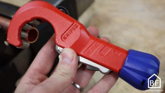 coupe-tube knipex