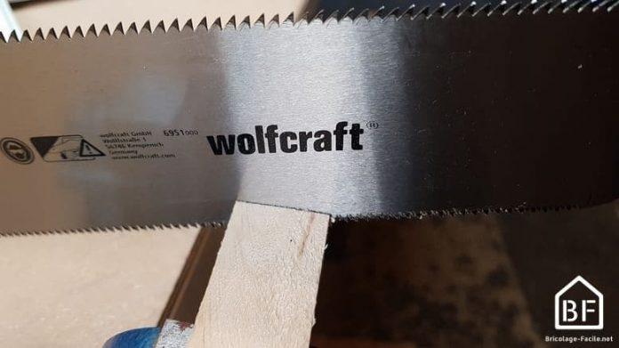 Couper du bois