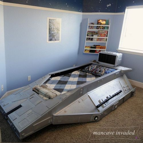 id es pour une d co sur le th me star wars bricolage facile. Black Bedroom Furniture Sets. Home Design Ideas
