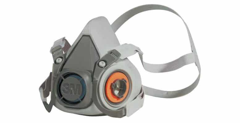 demi-masque classique réutilisable 3M™ 6300