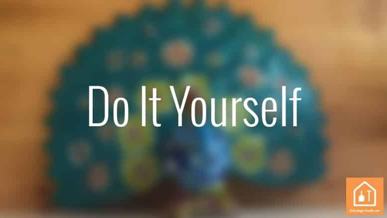 le do it yourself ou DIY pour les intimes