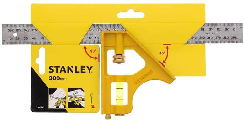 L'équerre multi-Usage Stanley