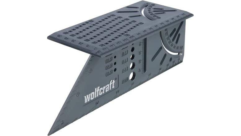 L'équerre 3D de Wolfcraft