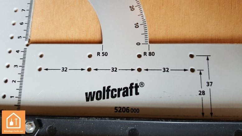 Equerre Wolfcraft