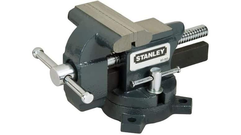 Etau Stanley MaxSteel 100 mm