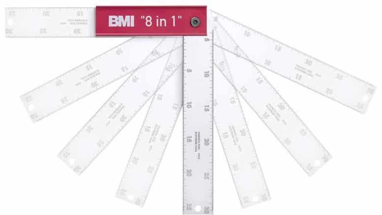 Fausse équerre BMI