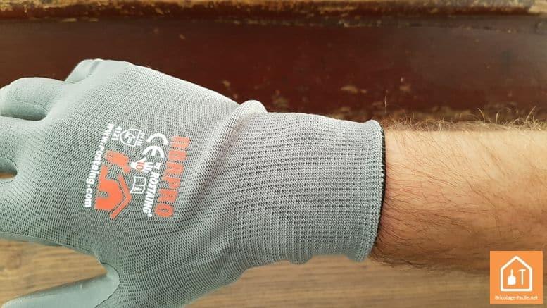 gants de bricolage Rostaing NBRPRO