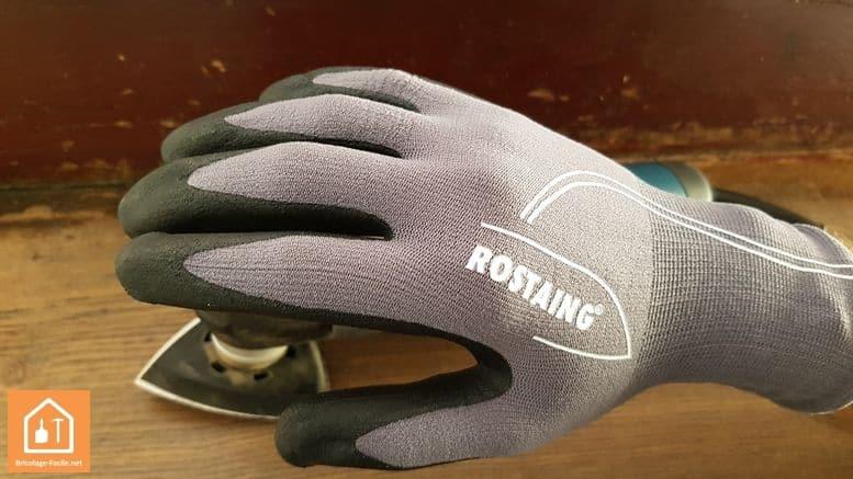 gants de bricolage Rostaing MAXFEEL - tissu épais