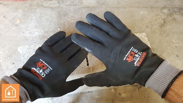 gants de bricolage Rostaing