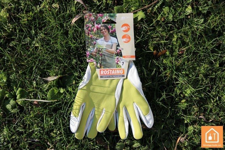 gants de jardin Rostaing