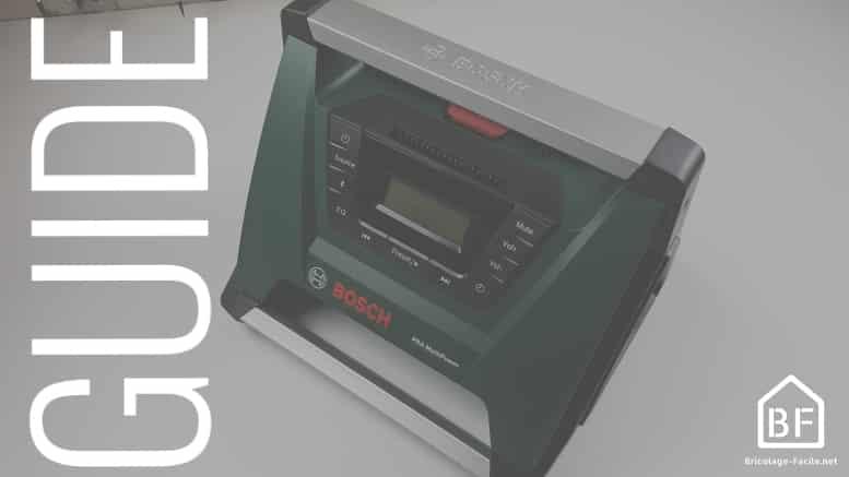 Meilleure radio de chantier