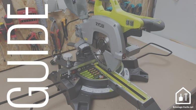 Comment choisir une scie à onglet radiale