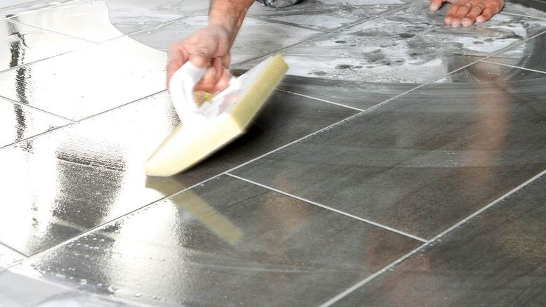 Refaire les joints de carrelage bricolage facile for Joint carrelage sol