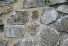 joints de mur en pierre