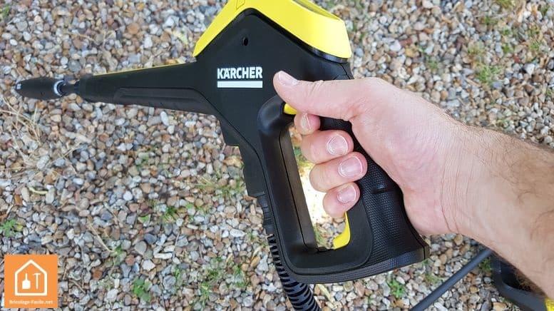 K5 Premium Full Control de Karcher - pistolet