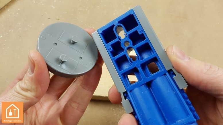 Kit d'assemblage Jig R3 de Kreg - adaptateur pour pince de serrage