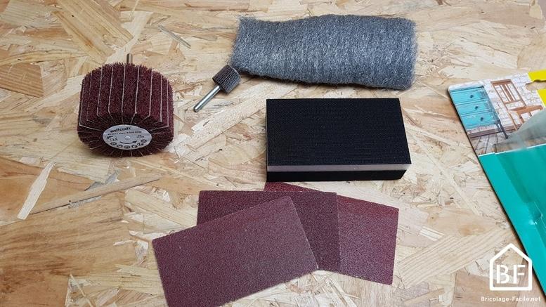 Kit rénovation bois extérieur de Wolfcraft -