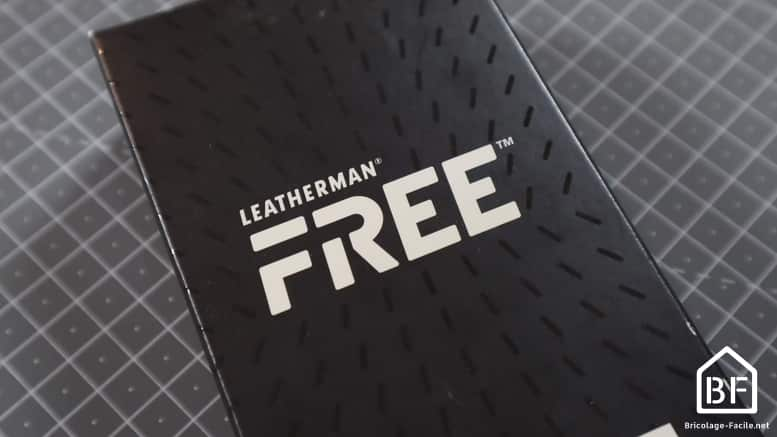 coffret leatherman Free