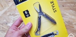 Leatherman style CS dans son emballage