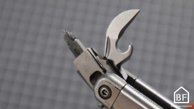autres outils du Leatherman Surge