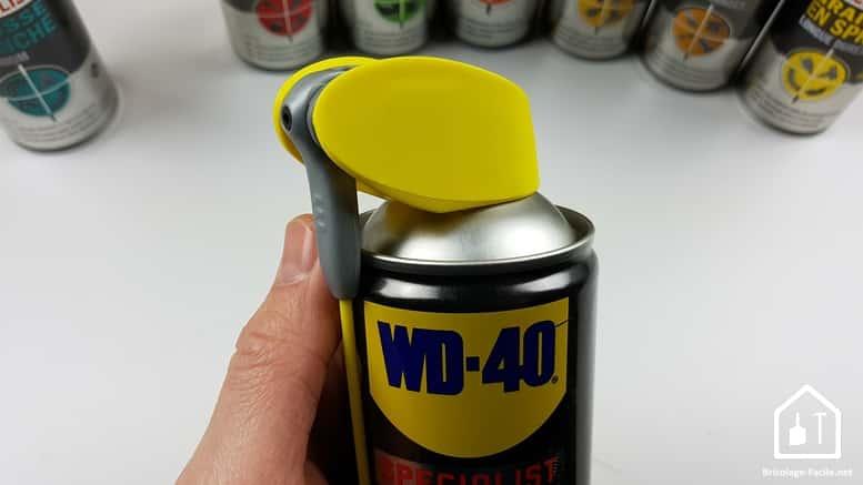WD40 Specialist - le spray en mode spray