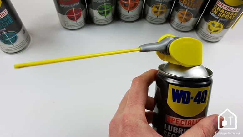 WD40 Specialist - le spray en mode précision