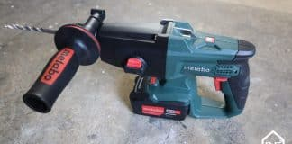 perforateur sans fil Metabo KHA 18 LTX