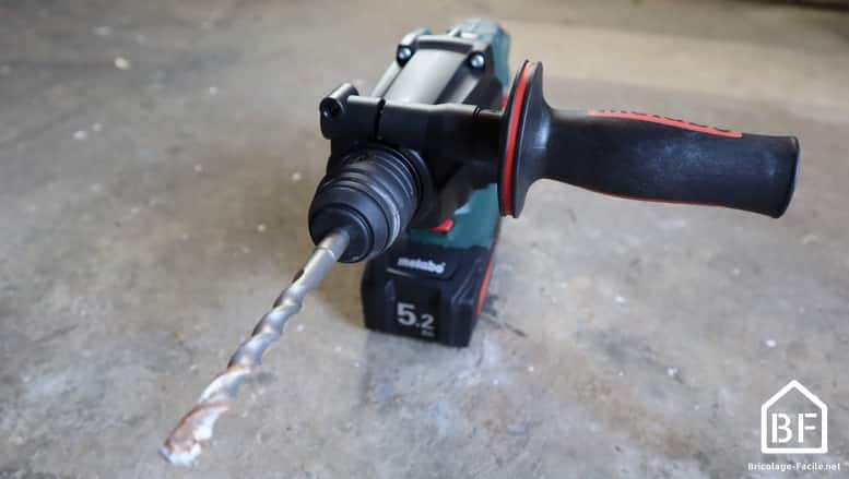 perforateur Metabo KHA 18 LTX 18V