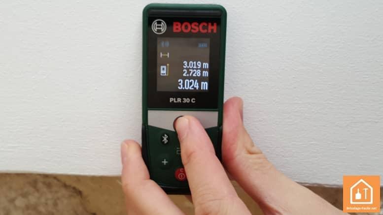 Mètre laser Bosch