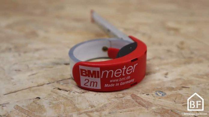 mètre ruban BMImeter