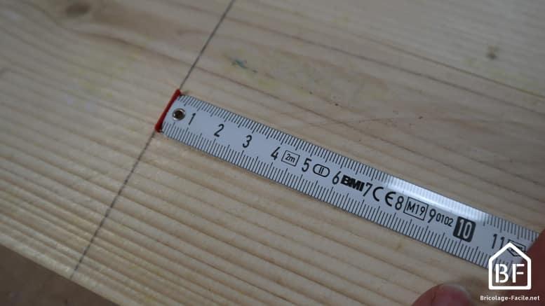précision du mètre
