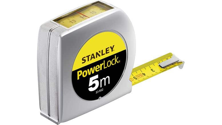 Mètre ruban Stanley PowerLock