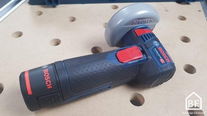Meuleuse sans fil 12V de Bosch Pro
