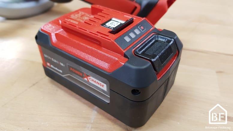 Batterie Einhell 18V Power X Change