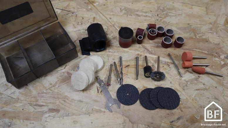Accessoires Mini-outil multifonction Ryobi R18RT-0
