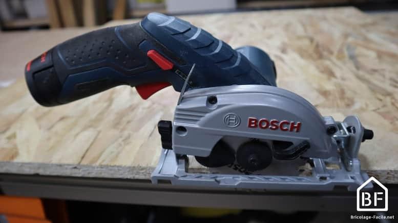 meilleure mini-scie circulaire Bosch