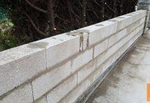 monter un mur en parpaings