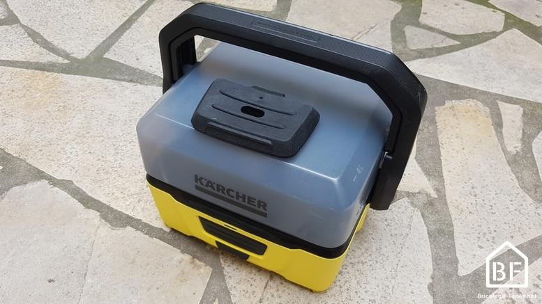 Nettoyeur mobile OC3 de Karcher -