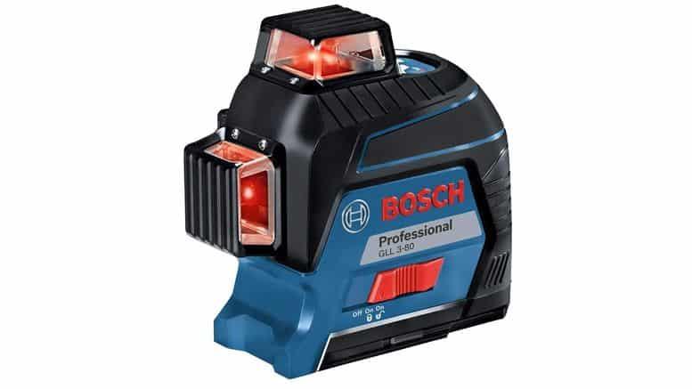 niveau laser Bosch Professional GLL 3-80