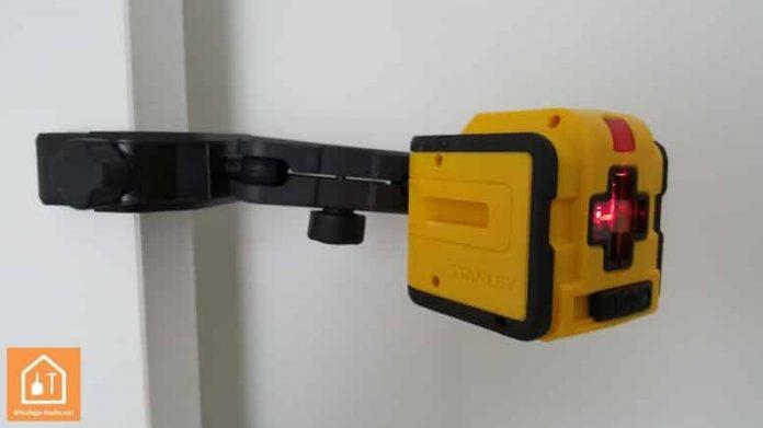 Niveau laser Cubix de Stanley
