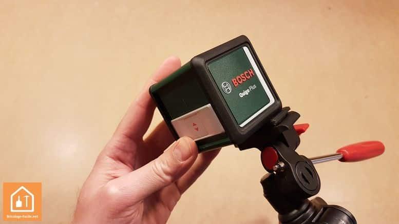 Niveau laser Quigo Plus de Bosch