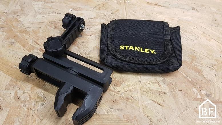 Support du niveau laser Stanley