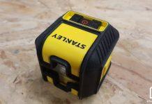 niveau laser Stanley Cubix