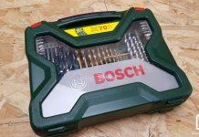 coffet d'accessoires pour perceuse Bosch