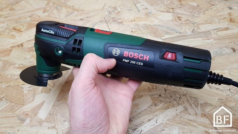 outil multifonction Bosch PMF 250 CES