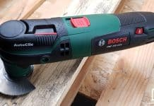 Outil Multifonction Bosch PMF 250