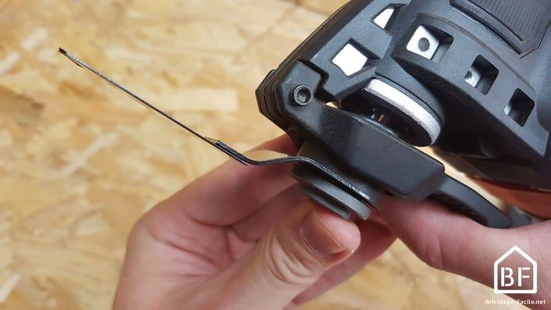 Outil multifonction black et decker mt300 test avis for Lame pour outil multifonction black et decker