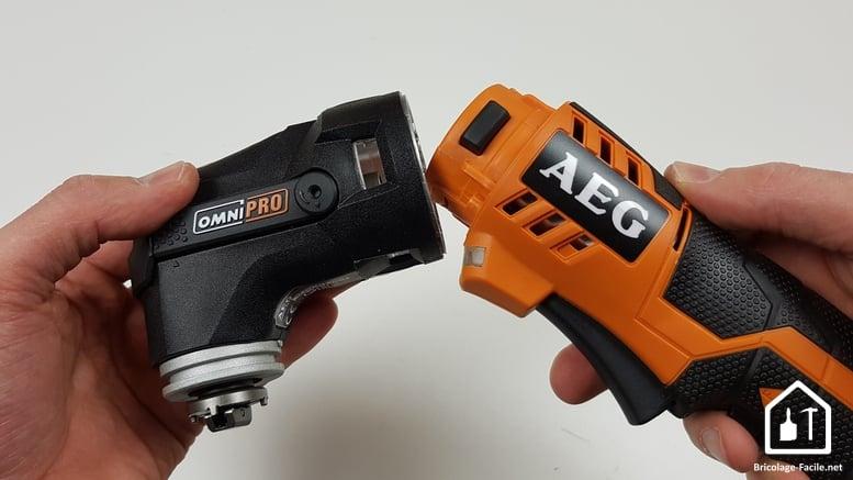 Outil multifonction OMNIPRO de AEG -