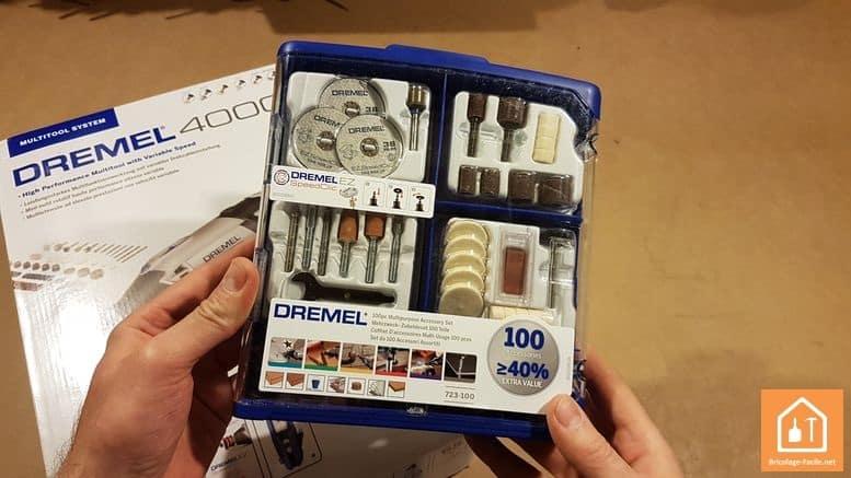 outil multifonctions DREMEL 4000