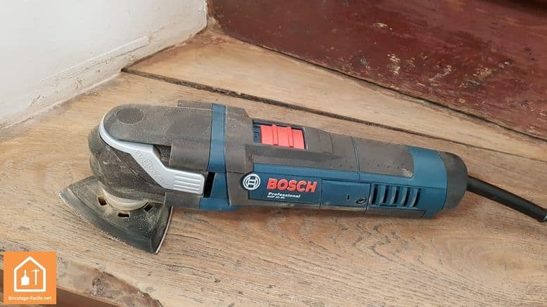 outil multifonction GOP 40-30 Bosch Pro